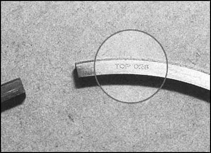 Технология одевания колец на