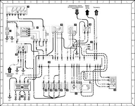 Обозначение компонентов 1